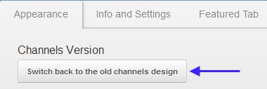 get-YouTube-old-channel-design