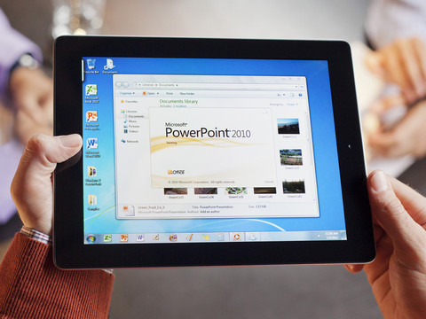 onlive desktop brings windows 7 to ipad