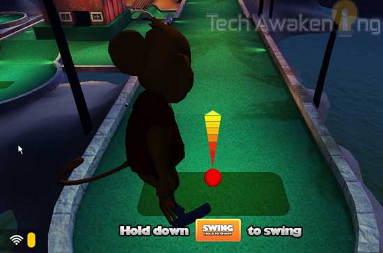 Use Smartphone as Wii-like Motion Controller to Play Browser based Games