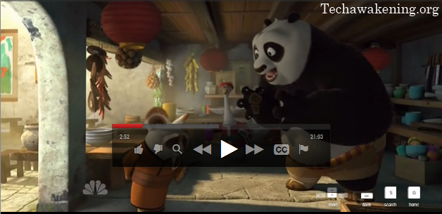 Using YouTube pop out feature to buffer videos on pause