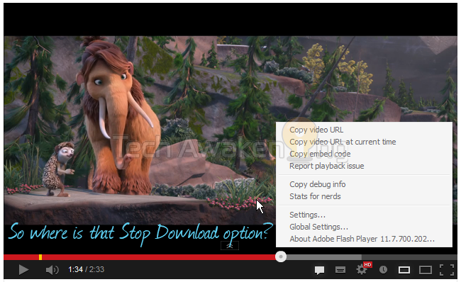 Solved] How-To Get Back the Missing YouTube Stop Download